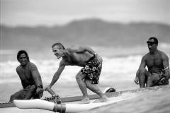 Canoe in Fiji