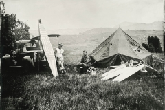 Ortega way camp
